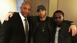 Eminem, Dre und Co.: Diese Stars treten beim Super Bowl auf