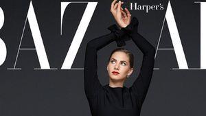 Wow! Audrey Hepburns Enkelin als Cover-Model