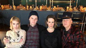 Horror-Thanksgiving: AHS-Stars treffen sich zum Dinner