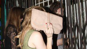 Emma Roberts und Chord Overstreet