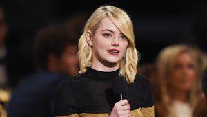 Plötzlich platinblond! Emma Stone präsentiert neue Frisur
