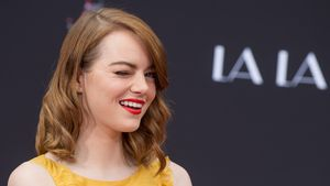 """Emma Stone am """"Walk of Fame"""" in Hollywood"""