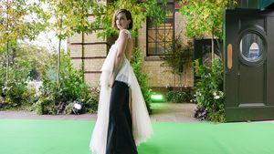 Erster Red Carpet seit 2019: Emma Watson trägt Recycel-Look