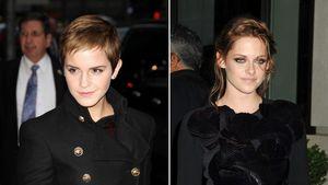 Kristen Stewart und Emma Watson