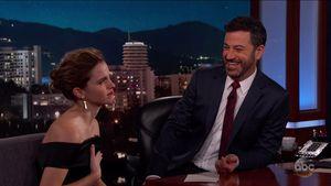 "Emma Watson zu Gast bei ""Jimmy Kimmel Live!"""