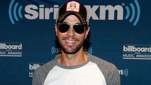 Mit russischem Spitznamen: So heißt Enrique Iglesias' Baby!