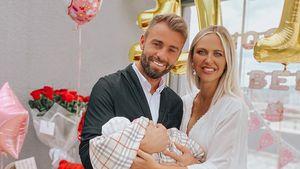 Nach Geburt und Hochzeit: Bachelor-Girl Lina zeigt Familie!