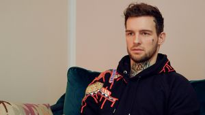"""Gestört"": Eric Stehfest versetzt seine Sexualität in Panik"