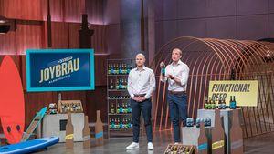 Löwen-Deal für Proteinbier Joybräu nach der Show geplatzt!