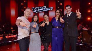 """""""The Voice""""-Finale: So nah stehen die Talente ihren Coaches!"""