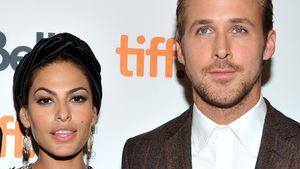 So ist es für Eva Mendes, mit Partner Ryan Gosling zu drehen
