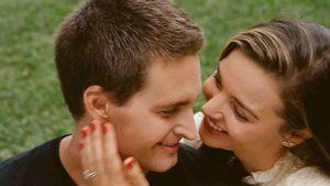Mit süßem Turtelbild: Miranda Kerr gratuliert ihrem Ehemann
