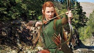 Evangeline Lilly: Elbenkriegerin im Hobbit-Film