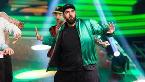 "Faisal Kawusi bei der ""Let's Dance""-Show vier in Köln"