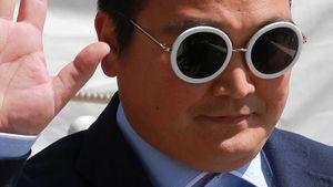Fake-Psy macht Cannes unsicher und keiner merkt's!