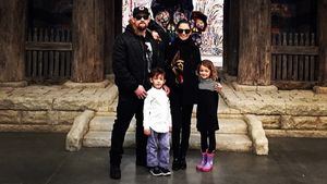 Nicole Richie & ihre Familie: So süß sind sie zusammen!