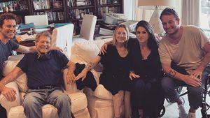 Nach 17 Jahren: Ryan O'Neal trifft seine Enkelkinder wieder