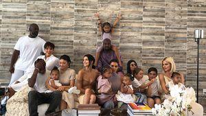 Extrem gesund: Das kommt bei Kardashian-Kids auf den Teller
