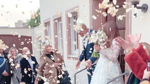 Tatsächlich: Novalanalove & Dj Yeezy haben schon geheiratet!