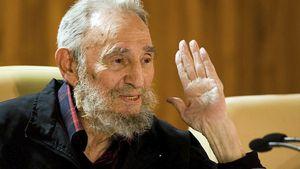 Fidel Castro in Havanna