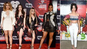 Fifth Harmony und Camila Cabello