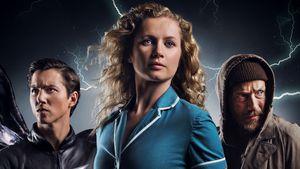 """Welche Superkräfte hätten die """"Freaks""""-Stars gern selbst?"""
