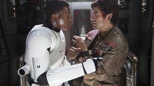 """Nach Hoffnungen: """"Star Wars""""-Finn und Poe werden kein Paar!"""