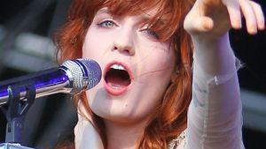 Florence Welch: Schlimme Probleme mit der Stimme