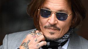 Dusche und Drink: Dreister Einbrecher in Johnny Depps Haus