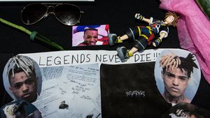 Am ersten Todestag: Twitter-User verspotten XXXTentacion!