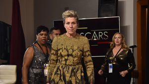 Oscar-Diebstahl: Frances McDormands Award wurde geklaut