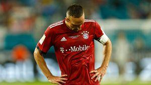 Wegen Netz-Ausraster: Franck Ribéry muss ordentlich blechen!