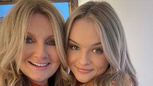 Backstage: Frauke Ludowig teilt seltenes Foto mit Tochter
