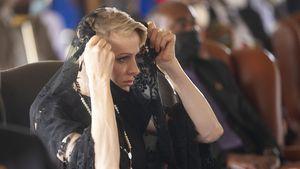 Wegen Infektion: Fürstin Charlène steckt in Südafrika fest