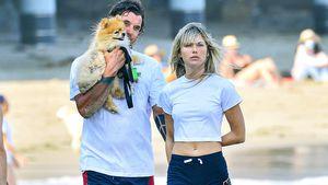 Datet Gavin Rossdale diese Heidi-Klum-Doppelgängerin?