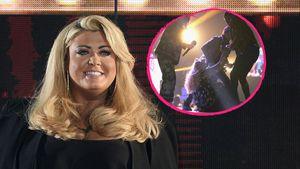 Reality-Star nimmt Falltüren-Sturz bei Award-Show mit Humor!