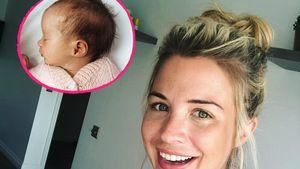 Gemma Atkinson zeigt erstmals ihr Baby und verrät den Namen!