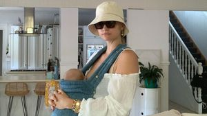 Heath Ledgers Ex Gemma Ward teilt süßes Bild mit ihrem Baby
