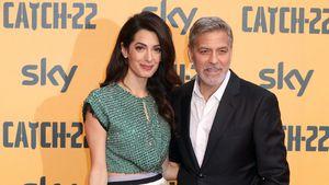 """""""Das Beste"""": Clooney-Twins bekommen 100.000-Euro-Spielhaus"""