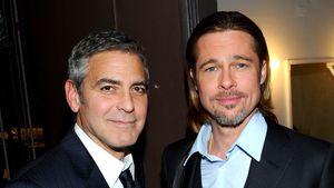 """""""Billigster Schauspieler"""": George Clooney scherzt über Brad"""