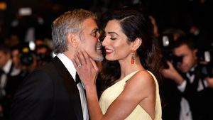 George und Amal in Cannes
