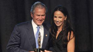 Baby Cora: George W. Bush ist zum vierten Mal Opa geworden!
