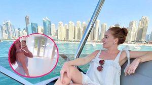 Essen in Dubai zu gut: Georgina hat zehn Kilo zugenommen