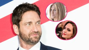 Gerard Butler über Jen & Angelina: Sie ist bessere Küsserin!