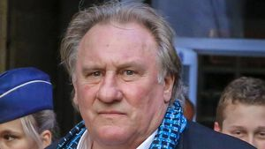 Vergewaltigungs-Vorwurf: Polizei verhört Gérard Depardieu