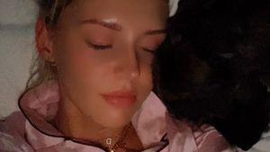 Die erste Nacht als Hundemama: Gerda Lewis gibt ein Update