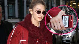 Gigi Hadid nach Trennung: Keinen Bock mehr auf Social Media?