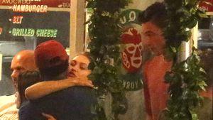 Restaurant-Date? Gigi Hadid mit Tyler in New York gesichtet