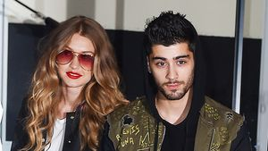 Gigi Hadid und Zayn Malik in New York