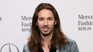 Gil Ofarim auf der Fashion Week in Berlin